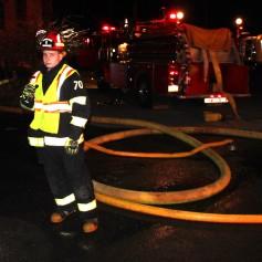 House Fire, SR309, West Penn Pike, 365 Mush Dahl Road, West Penn Township (293)