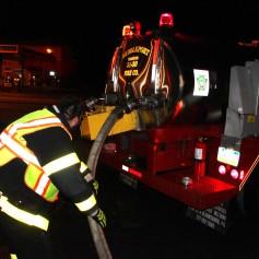 House Fire, SR309, West Penn Pike, 365 Mush Dahl Road, West Penn Township (294)