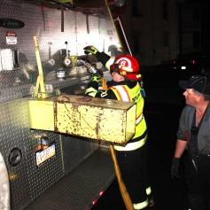 House Fire, SR309, West Penn Pike, 365 Mush Dahl Road, West Penn Township (296)