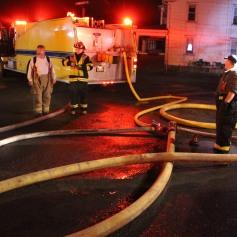 House Fire, SR309, West Penn Pike, 365 Mush Dahl Road, West Penn Township (302)