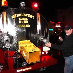 House Fire, SR309, West Penn Pike, 365 Mush Dahl Road, West Penn Township (305)