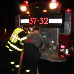 House Fire, SR309, West Penn Pike, 365 Mush Dahl Road, West Penn Township (306)