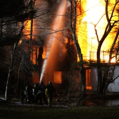 House Fire, SR309, West Penn Pike, 365 Mush Dahl Road, West Penn Township (34)