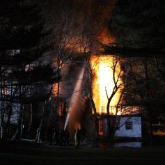 House Fire, SR309, West Penn Pike, 365 Mush Dahl Road, West Penn Township (36)