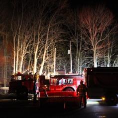House Fire, SR309, West Penn Pike, 365 Mush Dahl Road, West Penn Township (49)