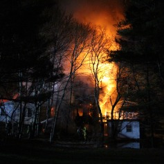 House Fire, SR309, West Penn Pike, 365 Mush Dahl Road, West Penn Township (5)