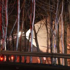 House Fire, SR309, West Penn Pike, 365 Mush Dahl Road, West Penn Township (57)