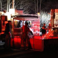 House Fire, SR309, West Penn Pike, 365 Mush Dahl Road, West Penn Township (61)