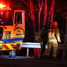 House Fire, SR309, West Penn Pike, 365 Mush Dahl Road, West Penn Township (67)