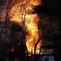 House Fire, SR309, West Penn Pike, 365 Mush Dahl Road, West Penn Township (7)