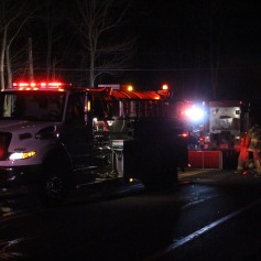 House Fire, SR309, West Penn Pike, 365 Mush Dahl Road, West Penn Township (74)