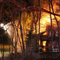 House Fire, SR309, West Penn Pike, 365 Mush Dahl Road, West Penn Township (75)