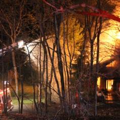 House Fire, SR309, West Penn Pike, 365 Mush Dahl Road, West Penn Township (76)