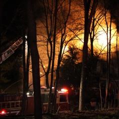 House Fire, SR309, West Penn Pike, 365 Mush Dahl Road, West Penn Township (81)