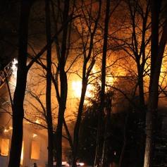 House Fire, SR309, West Penn Pike, 365 Mush Dahl Road, West Penn Township (86)