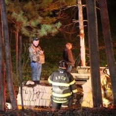 House Fire, SR309, West Penn Pike, 365 Mush Dahl Road, West Penn Township (88)