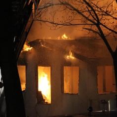 House Fire, SR309, West Penn Pike, 365 Mush Dahl Road, West Penn Township (90)