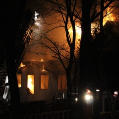 House Fire, SR309, West Penn Pike, 365 Mush Dahl Road, West Penn Township (91)