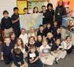 Putting Tamaqua on the Map, 50 States, Jolene Barron, 3rd Grade Class, Tamaqua Elementary School (4)