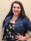 5-27-2015, Aimee Hull, Tamaqua's Dr John and Nell Forrest Vocal Scholarship Winner