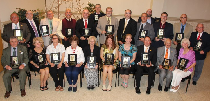 Carbon County Sports Hall Of Fame, Memorial Hall, Jim Thorpe, 5-24-2015 (104)
