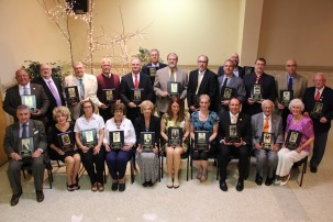 Carbon County Sports Hall Of Fame, Memorial Hall, Jim Thorpe, 5-24-2015 (113)