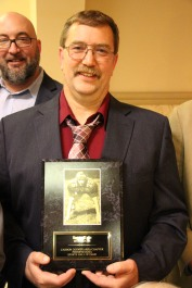 Carbon County Sports Hall Of Fame, Memorial Hall, Jim Thorpe, 5-24-2015 (146)