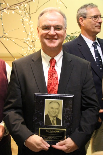 Carbon County Sports Hall Of Fame, Memorial Hall, Jim Thorpe, 5-24-2015 (159)