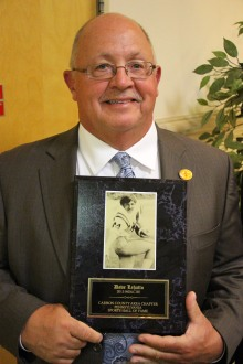 Carbon County Sports Hall Of Fame, Memorial Hall, Jim Thorpe, 5-24-2015 (170)