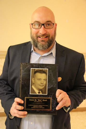 Carbon County Sports Hall Of Fame, Memorial Hall, Jim Thorpe, 5-24-2015 (171)
