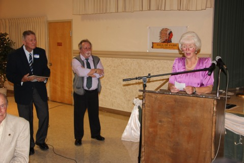 Carbon County Sports Hall Of Fame, Memorial Hall, Jim Thorpe, 5-24-2015 (50)