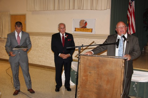 Carbon County Sports Hall Of Fame, Memorial Hall, Jim Thorpe, 5-24-2015 (61)