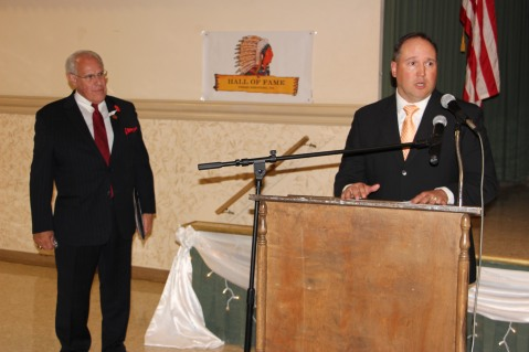 Carbon County Sports Hall Of Fame, Memorial Hall, Jim Thorpe, 5-24-2015 (73)