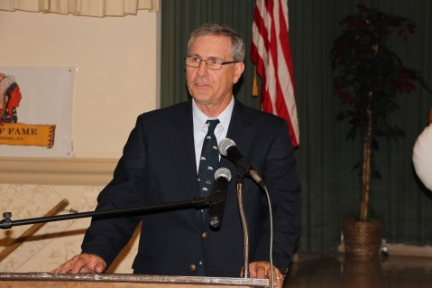 Carbon County Sports Hall Of Fame, Memorial Hall, Jim Thorpe, 5-24-2015 (85)
