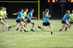 Powder Puff Football Tournament, via Biology Club, TASD Sports Stadium, Tamaqua (138)