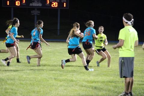 Powder Puff Football Tournament, via Biology Club, TASD Sports Stadium, Tamaqua (140)