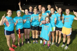 Powder Puff Football Tournament, via Biology Club, TASD Sports Stadium, Tamaqua (182)