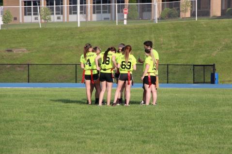 Powder Puff Football Tournament, via Biology Club, TASD Sports Stadium, Tamaqua (53)