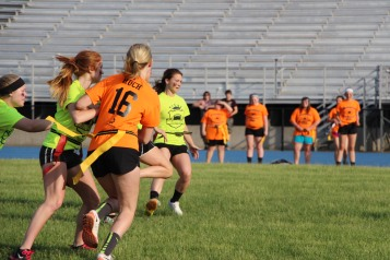 Powder Puff Football Tournament, via Biology Club, TASD Sports Stadium, Tamaqua (63)