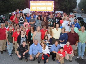 40 Year Anniversary, Seitz Brothers, Hometown, 6-18-2015 (111)