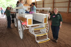 Open House, Horses and Horizons Therapeutic Learning Center, West Penn Township, 6-7-2015 (13)