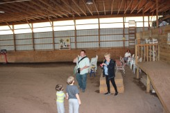 Open House, Horses and Horizons Therapeutic Learning Center, West Penn Township, 6-7-2015 (15)