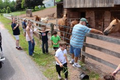 Open House, Horses and Horizons Therapeutic Learning Center, West Penn Township, 6-7-2015 (21)