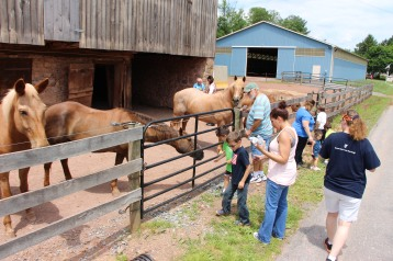 Open House, Horses and Horizons Therapeutic Learning Center, West Penn Township, 6-7-2015 (26)