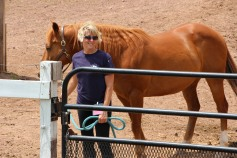 Open House, Horses and Horizons Therapeutic Learning Center, West Penn Township, 6-7-2015 (40)