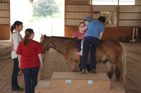 Open House, Horses and Horizons Therapeutic Learning Center, West Penn Township, 6-7-2015 (48)