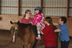 Open House, Horses and Horizons Therapeutic Learning Center, West Penn Township, 6-7-2015 (50)