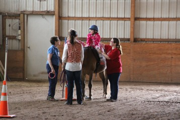 Open House, Horses and Horizons Therapeutic Learning Center, West Penn Township, 6-7-2015 (56)