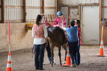 Open House, Horses and Horizons Therapeutic Learning Center, West Penn Township, 6-7-2015 (58)