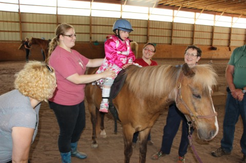 Open House, Horses and Horizons Therapeutic Learning Center, West Penn Township, 6-7-2015 (62)